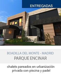Parque Encinar, S. Coop. Mad. Boadilla del Monte – Madrid